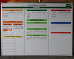 Custom Printed Alsco L3 Board Business Whiteboard