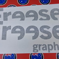 Custom Vinyl Cut Lettering Freese Graphics Business Stickers