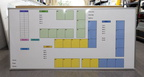Custom Printed Gold Coast University Hospital Business Whiteboard