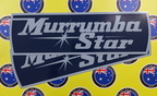 Catalogue Printed Contour Cut Die-Cut custom Colour Murrumba Star Vinyl Caravan Stickers
