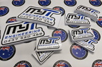 Bulk Custom Printed Contour Cut Die Cut My T Engineering Vinyl Business Logo Stickers