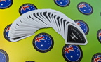 Bulk Custom Printed Contour Cut Die-Cut Texolabs Vinyl Business Logo Stickers
