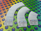 Bulk Custom Printed Contour Cut Die-Cut Seeto and Sons Air Conditioning Service Vinyl Business Stickers