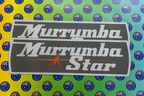 Catalogue Custom Colour Printed Contour Cut Die-Cut Murrumba Star Vinyl Stickers