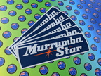 Catalogue Printed Contour Cut Die-Cut Murrumba Star Vinyl Stickers